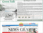 Green Talk January 2016 by Elizabeth Fagan