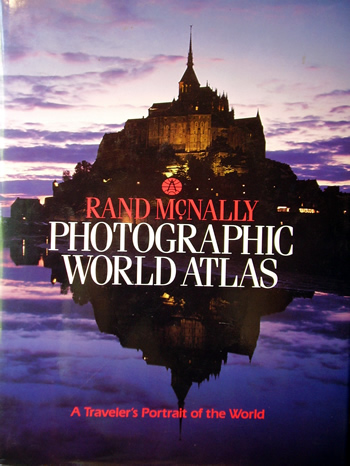 Rand McNally Photographic World Atlas