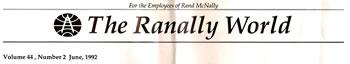 Ranally World header