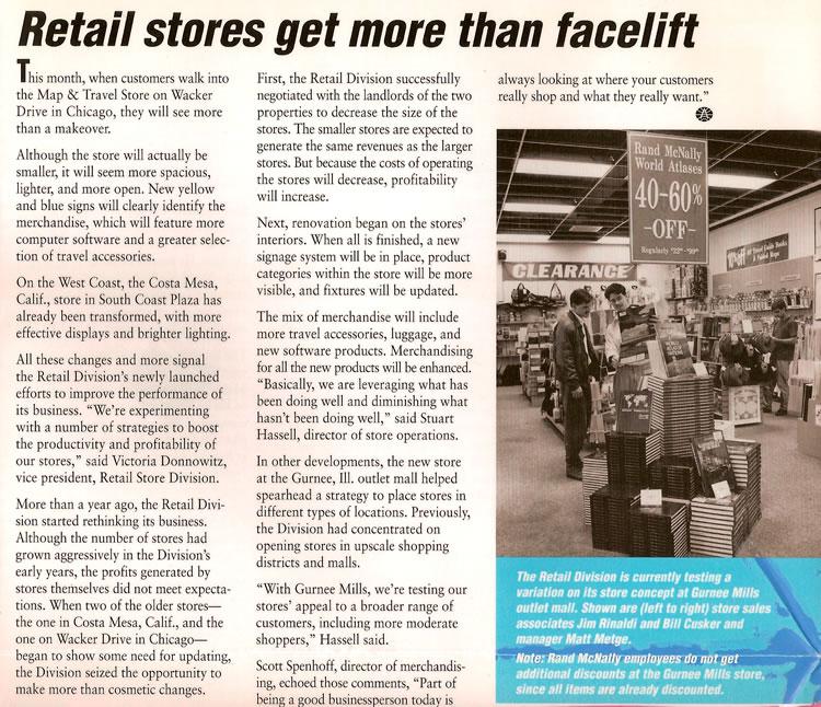 Ranally World article
