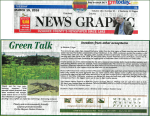 Green Talk March 2016 by Elizabeth Fagan